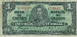 カナダドルCanadian Dollar 1937