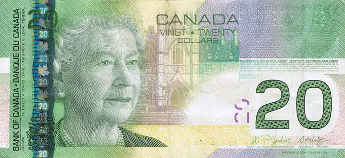 カナダドルCanadian Dollar CAD