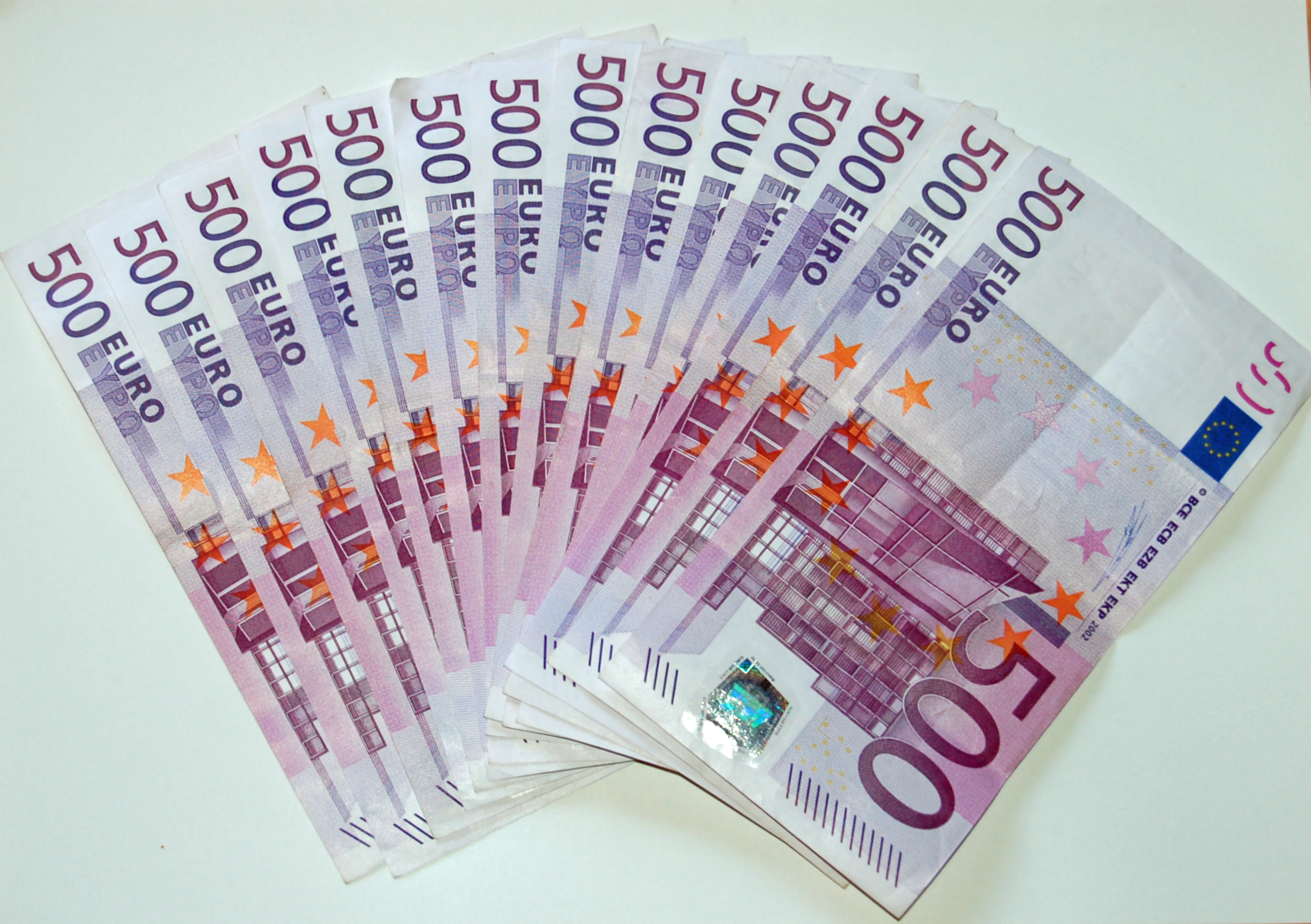 ユーロDescription 500 Euro Banknoten.jpg