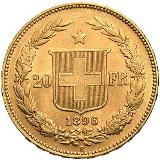 スイスフランSwiss Parliament Examines 'Gold Franc ...